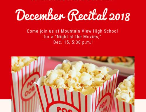 December Recital 2018